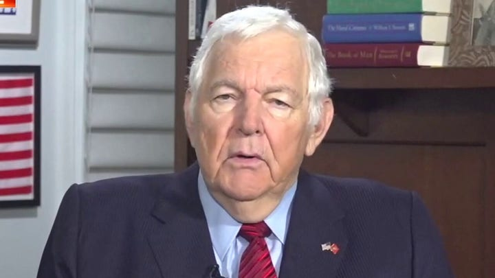 Bill Bennett says Biden's foreign policy is 'speak softly, carry no stick'