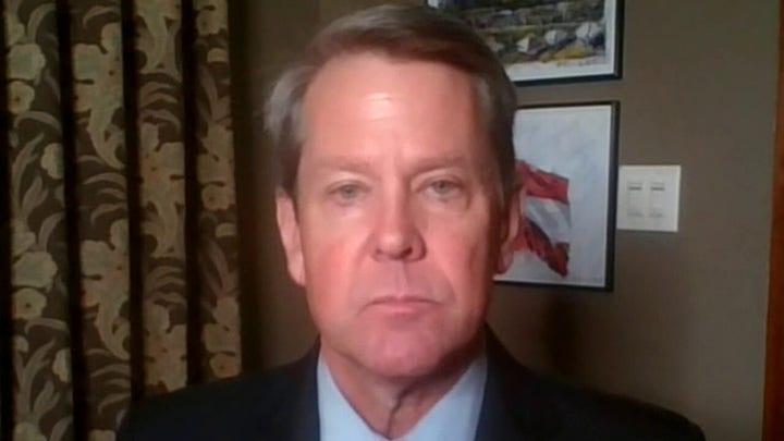 Georgia gov on Atlanta mayor blaming GOP policies for crime surge: 'I'm fed up with it'