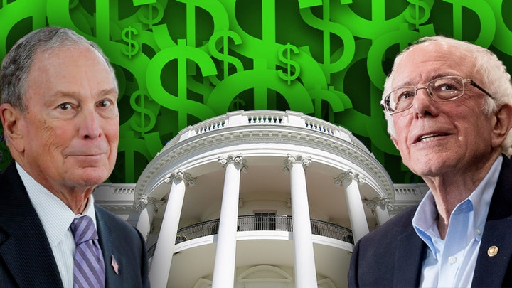 Does money really influence a presidential campaign?