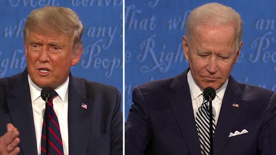 Trump blasts Biden over COVID: 'He'll close down the whole country'