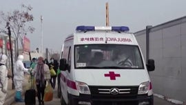 China sees coronavirus death toll rise by 105