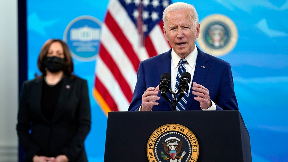 Biden announces slate of gun control actions, claims 'public health crisis'