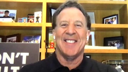 Jake Steinfeld's tips to say fit and healthy while flattening the curve