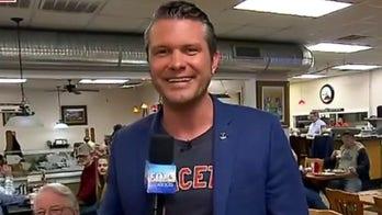 Pete Hegseth, North Carolina diners respond to liberal media criticism over 10th Amendment