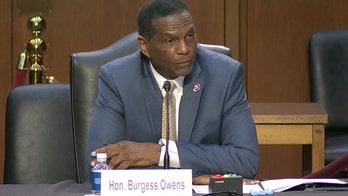 Rep. Burgess Owens calls Georgia comparisons to Jim Crow 'outrageous,' accuses Dems of 'true racism'