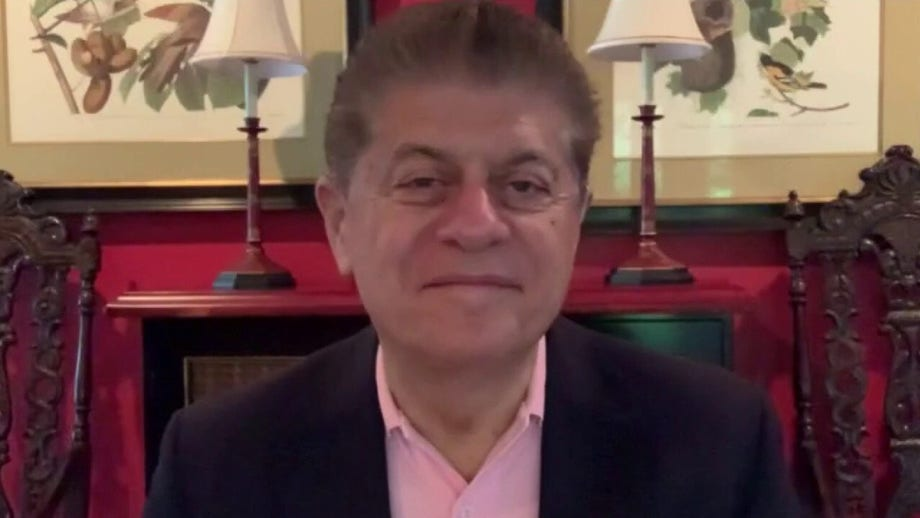 Judge Andrew Napolitano: Portland protests are about dissent, and without dissent we'd have little freedom
