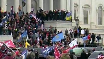 McCarthy condemns 'un-American' breach of US Capitol by pro-Trump demonstrators