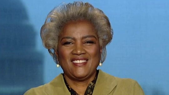 Donna Brazile rates Mike Bloomberg's stiff but steady debating style