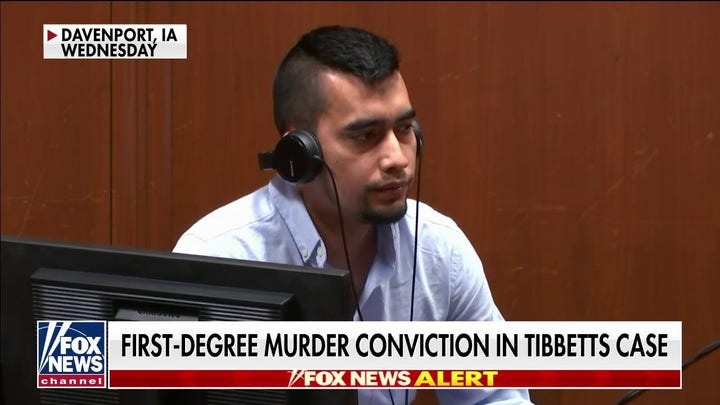 Jury finds Cristhian Bahena Rivera guilty of murder in 2018 stabbing of Mollie Tibbetts