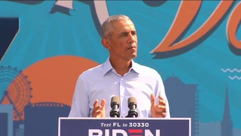 Obama attacks 'right-wing' media for concerns over critical race theory