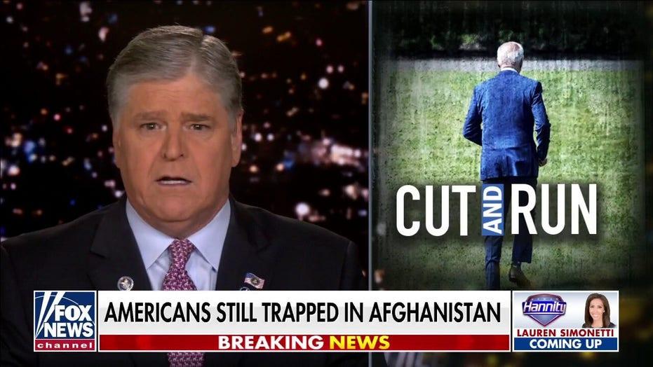 Hannity rips 'Shadow President' Klain for dismissing inflation concerns