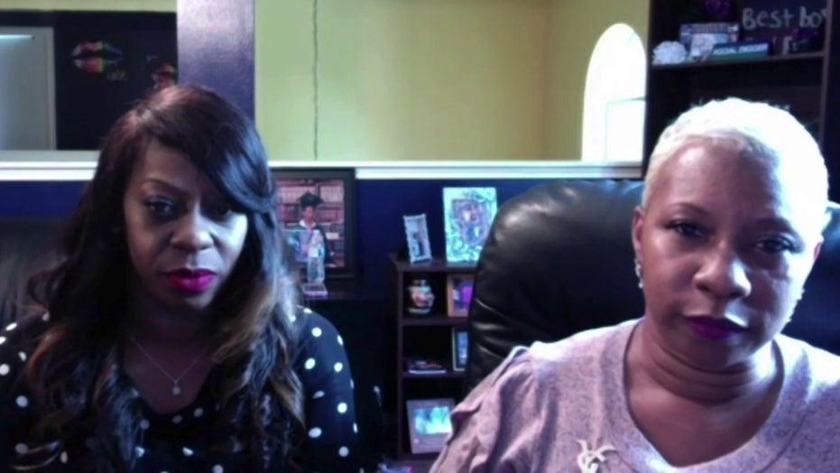 Family members of George Floyd react to his death in Minneapolis police custody