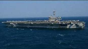 Navy evacuating thousands from carrier after COVID-19 outbreak