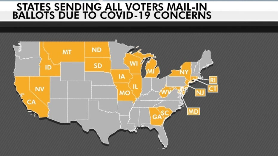 Does mail-in voting open the door to election fraud?