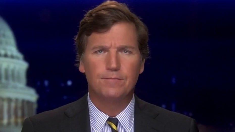 Tucker: Kirsten Gillibrand sticks by Joe Biden despite allegations