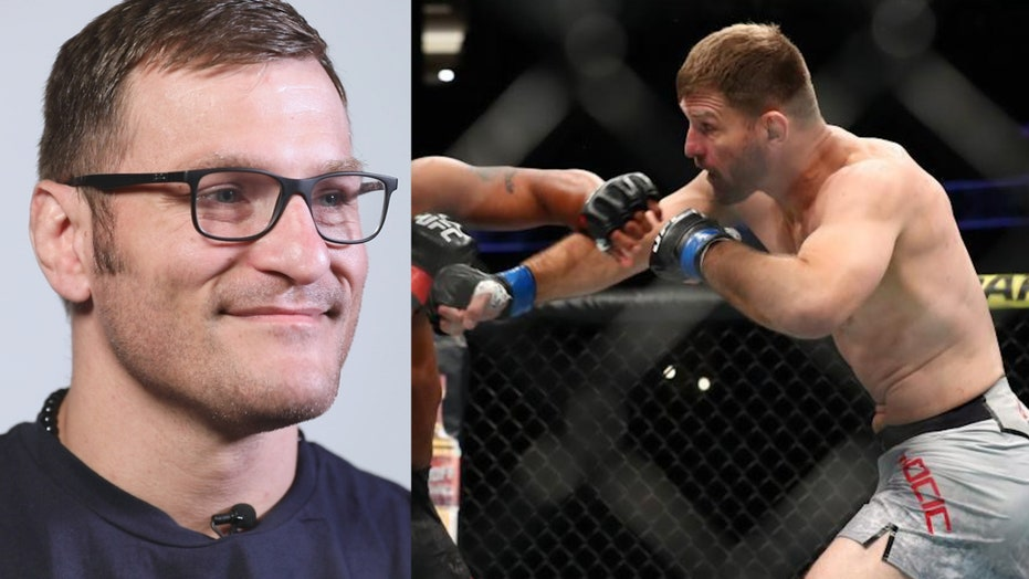 Exclusive: UFC Champion Stipe Miocic on being a first responder, trilogy fight with Daniel Cormier