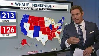 Bill Hemmer shows how Pennsylvania holds the 'keys to ... the kingdom' for Joe Biden victory