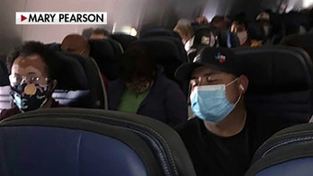 United Airlines under fire for packed flights amid coronavirus pandemic