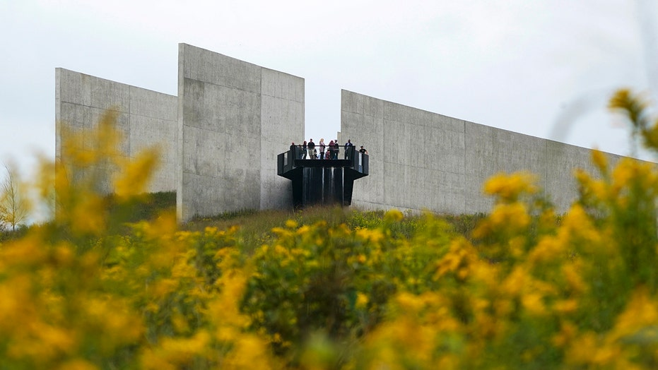 Remembering 9/11: President Trump, Joe Biden visit Flight 93 memorial in Pennsylvania