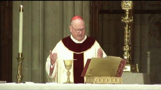 Saint Patrick's Cathedral Mass: Monday, June 8