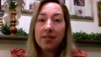 California mother reacts to profanity-ridden hot mic moment of school board slamming parents