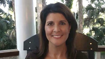 Nikki Haley predicts US companies will see it as their 'patriotic duty to?start producing in America'