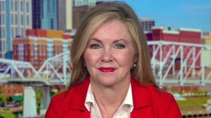 Marsha Blackburn slams infrastructure bill, 'too many things' don't belong in this bill