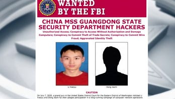 DOJ charges Chinese hackers with trying to steal US COVID-19 research