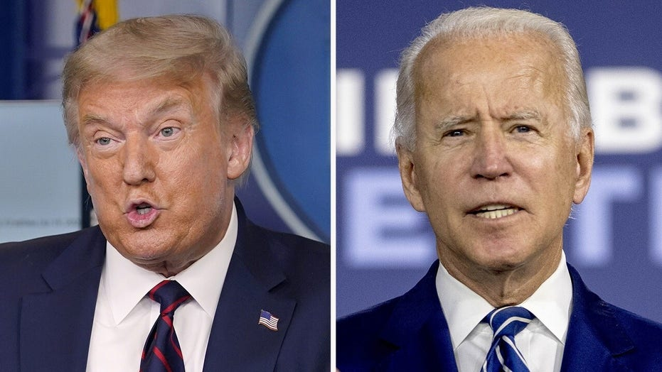 Trump, Biden face time crunch as swing states allow early voting