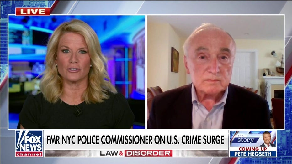 Former NYC Police Commissioner: District attorney forget their primary obligation is to victims, not criminals