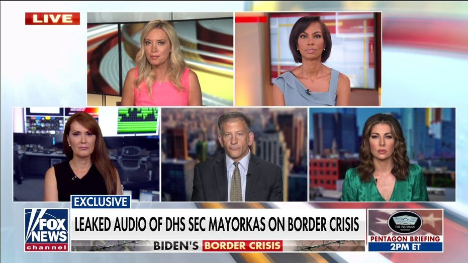 GOP demands Biden administration act after Mayorkas calls border crisis 'unsustainable'
