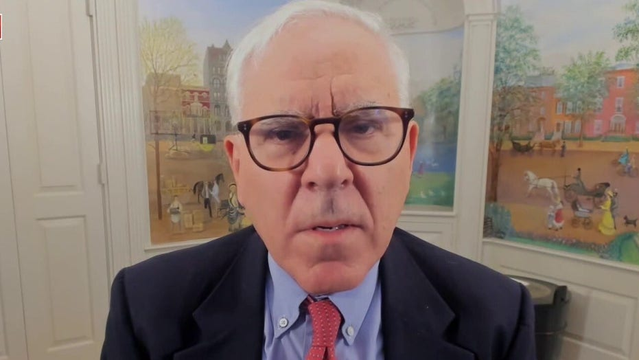 Washington Monument benefactor Rubenstein says he doubts proposed changes 'will be taken seriously'