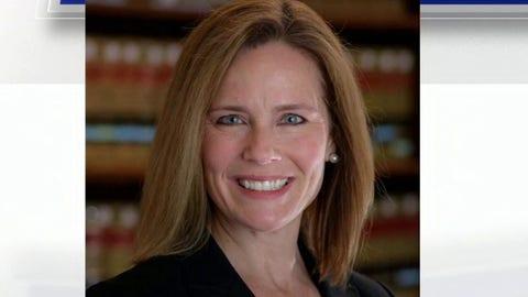 Trump intends to nominate Amy Coney Barrett to Supreme Court: report