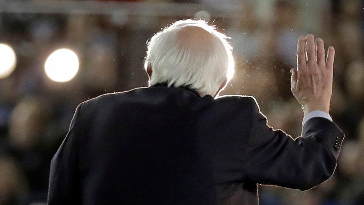 Sanders campaign rips MSNBC