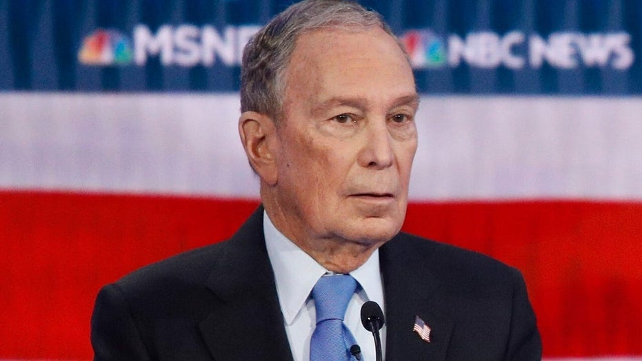 Pundits call Bloomberg's first debate a 'disaster' as Democrats spar in Las Vegas