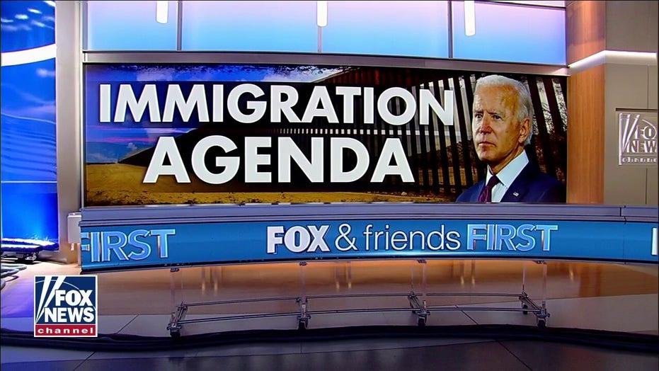 Nikki Haley sê die immigrasiewetsontwerp op Biden sal 'die regstaat ondermyn'