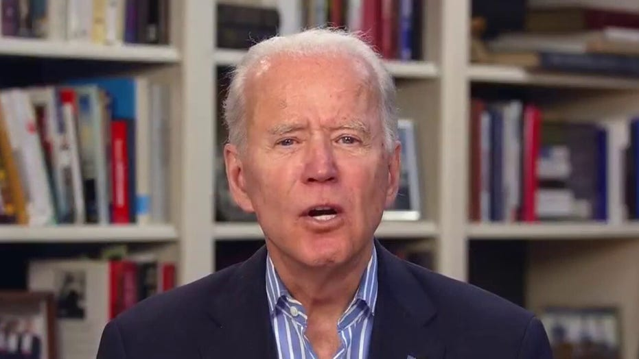 Biden continues virtual campaign as sexual assault allegation looms