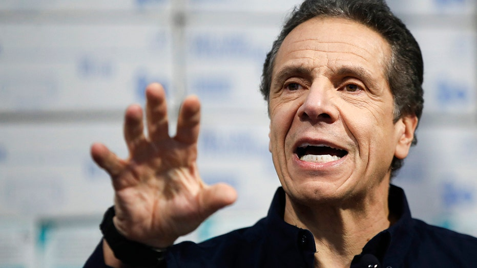 Cuomo: Most NY COVID-19 cases are people who were home