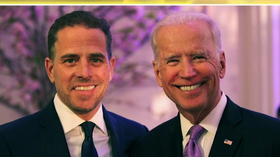 Media won't ask about Hunter for fear of losing access to Joe Biden: Concha