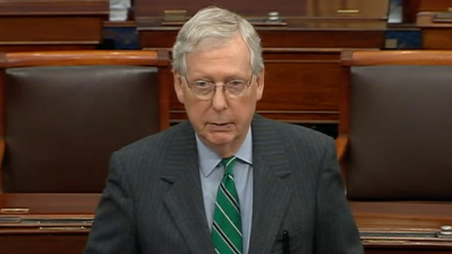 McConnell: We need to have the American people's backs
