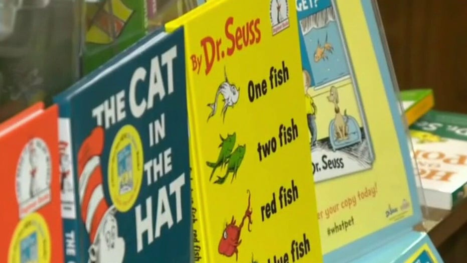 Publication of six Dr. Seuss books stopped over supposed racist images