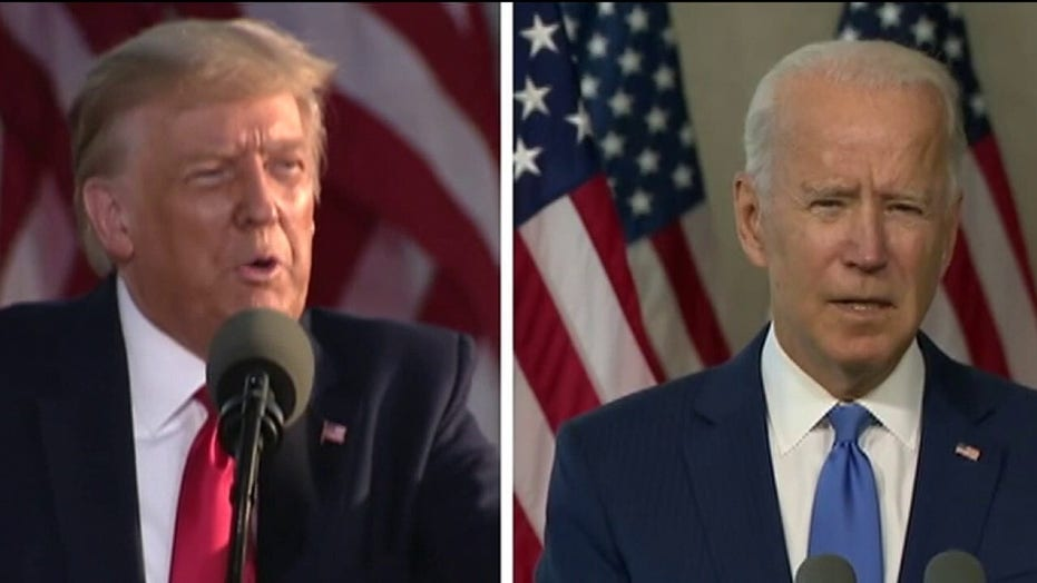 President Trump and VP Biden set to face off in the first presidential debate