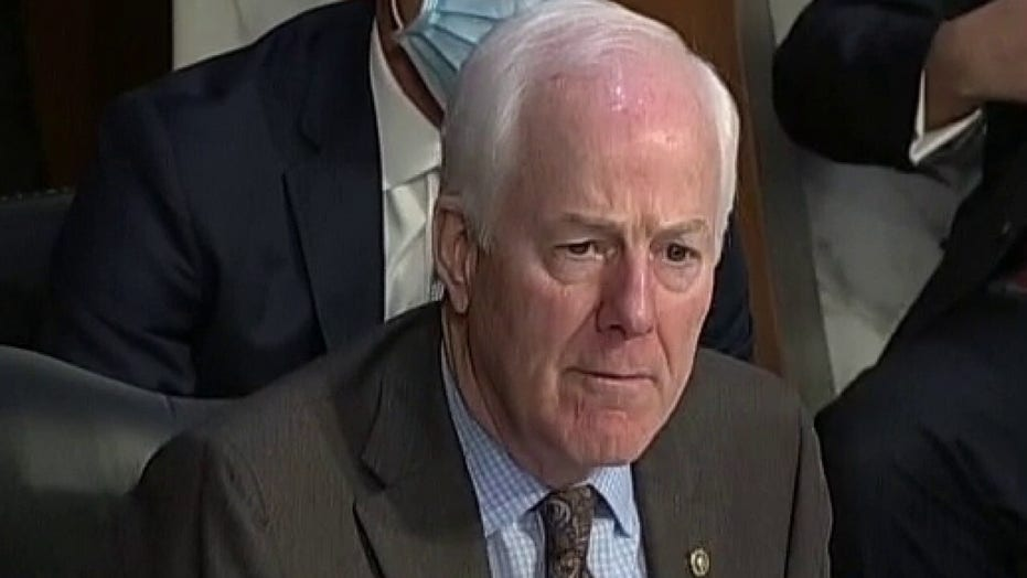John Cornyn launches attack ads against 'too liberal' MJ Hegar