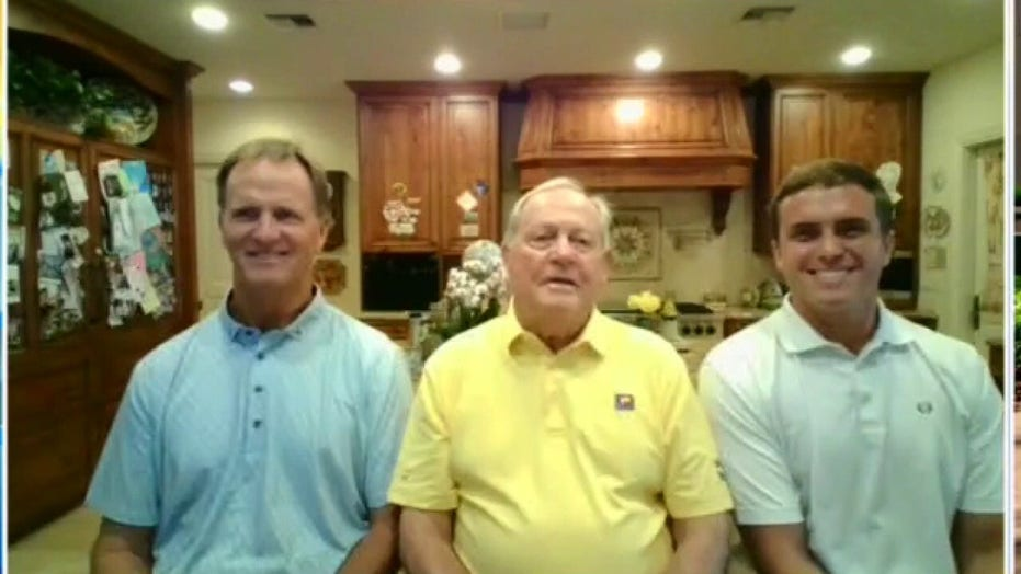 Golf icon Jack Nicklaus shares Father's Day message: 'Bring your family together as often as you can'