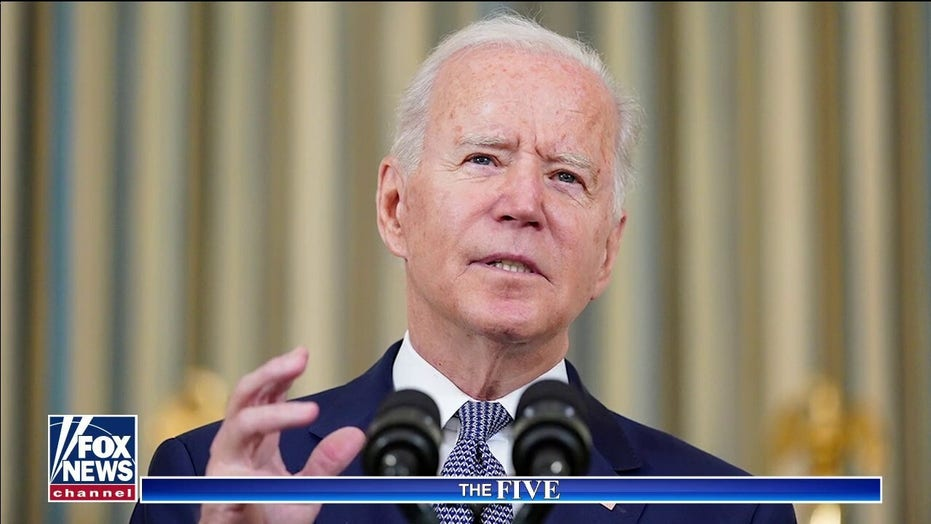 Biden will be 'no help' to Democrats ahead of elections: 'The Five'