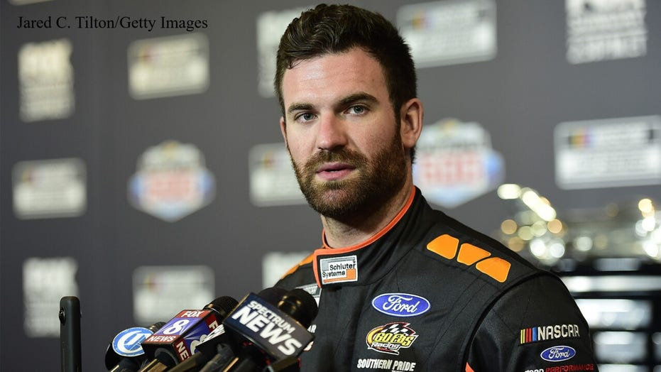 NASCAR driver Corey LaJoie explains why he's doing reality TV, how his Christian faith influences him