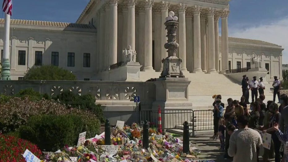 Political debate over open Supreme Court seat