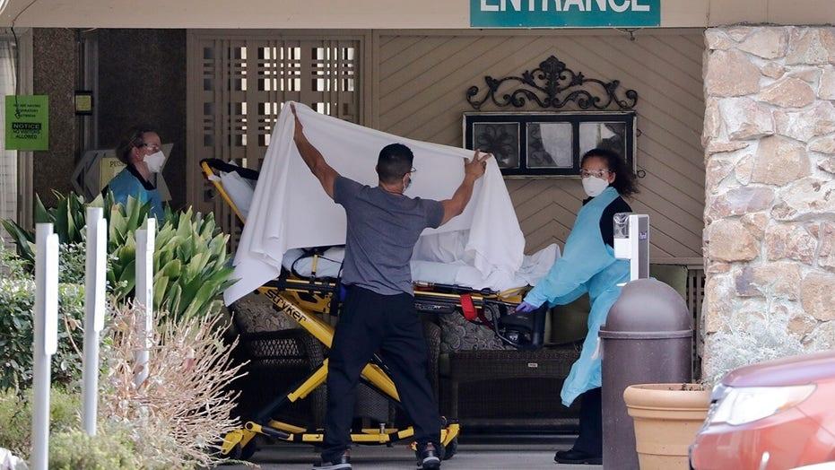 Growing concerns of coronavirus outbreak at nursing facility in Kirkland, Washington