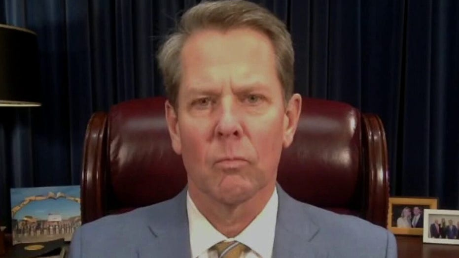 Georgia Gov. Kemp says he would 'love' to vaccinate teachers but state needs 'more supply'