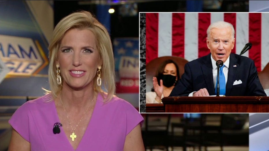 Laura Ingraham: Biden announces attack on American wealth